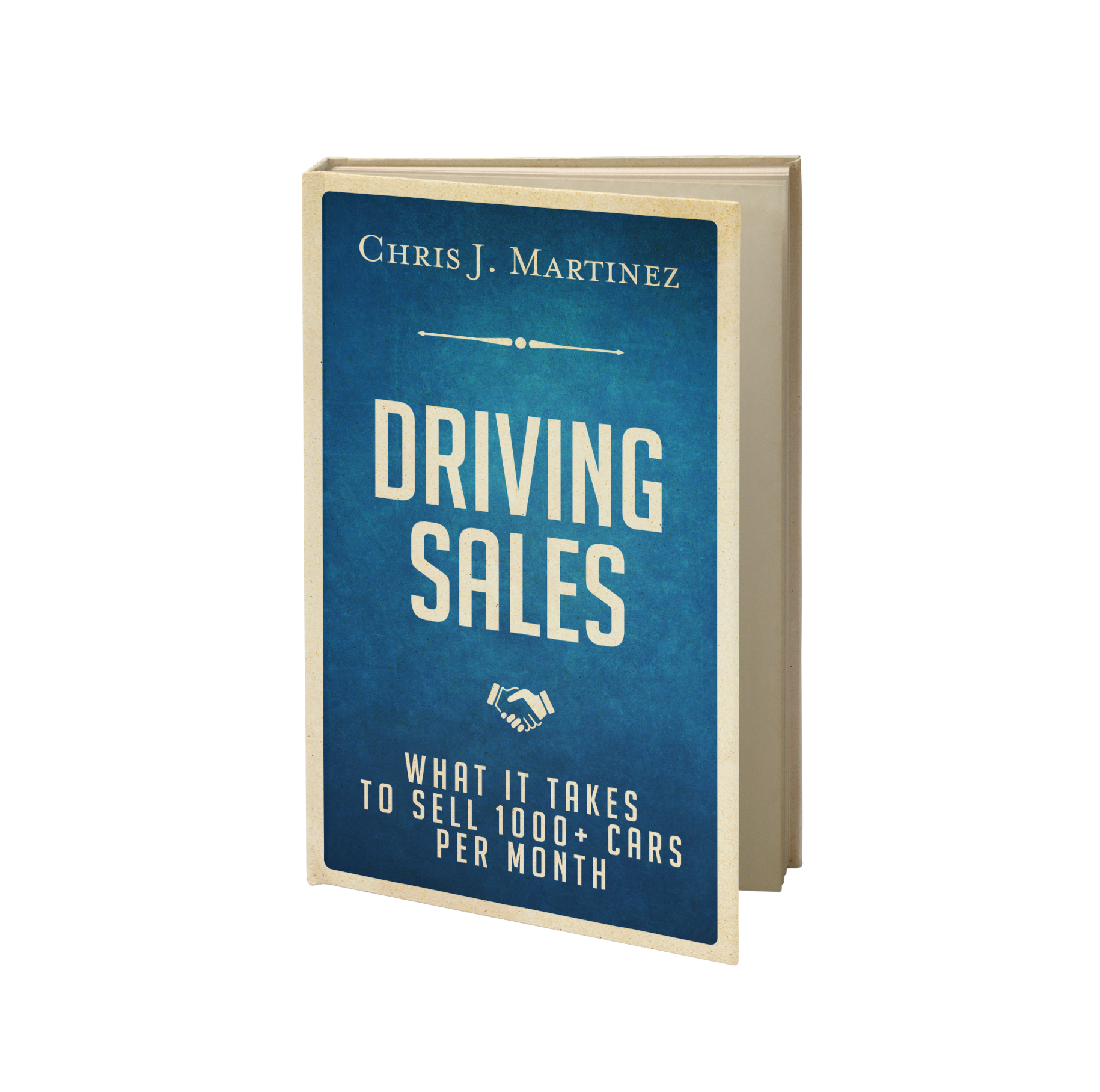 Driving Sales - how to sell 1000 cars per month